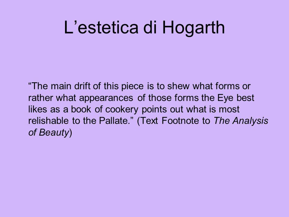 L'estetica di Hogarth
