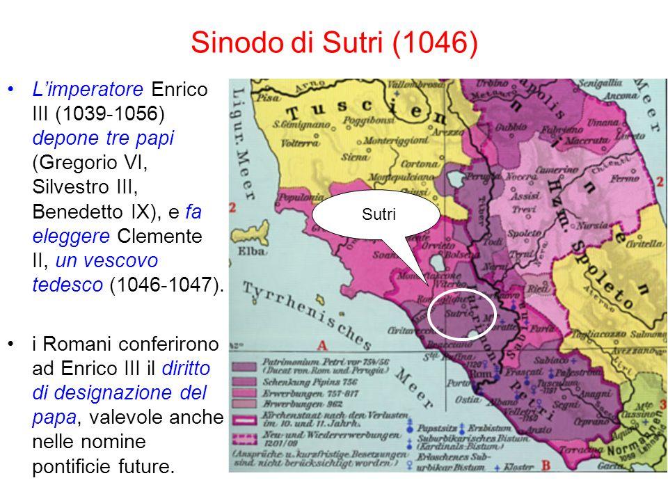 Sinodo di Sutri (1046)