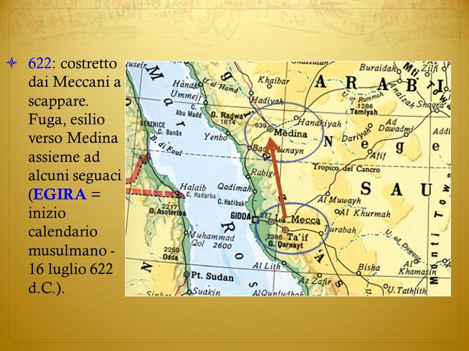 622: costretto dai Meccani a scappare