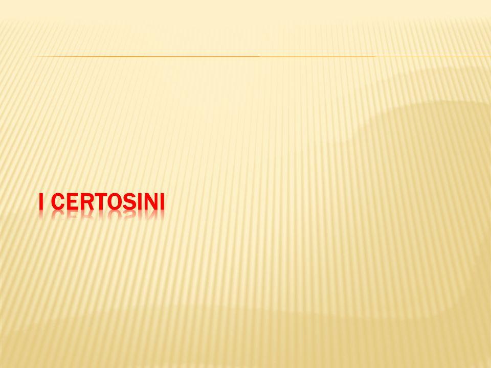 I Certosini