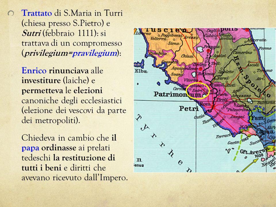 Trattato di S. Maria in Turri (chiesa presso S