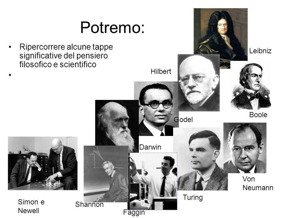 Itiner Potremo: ario scientifico