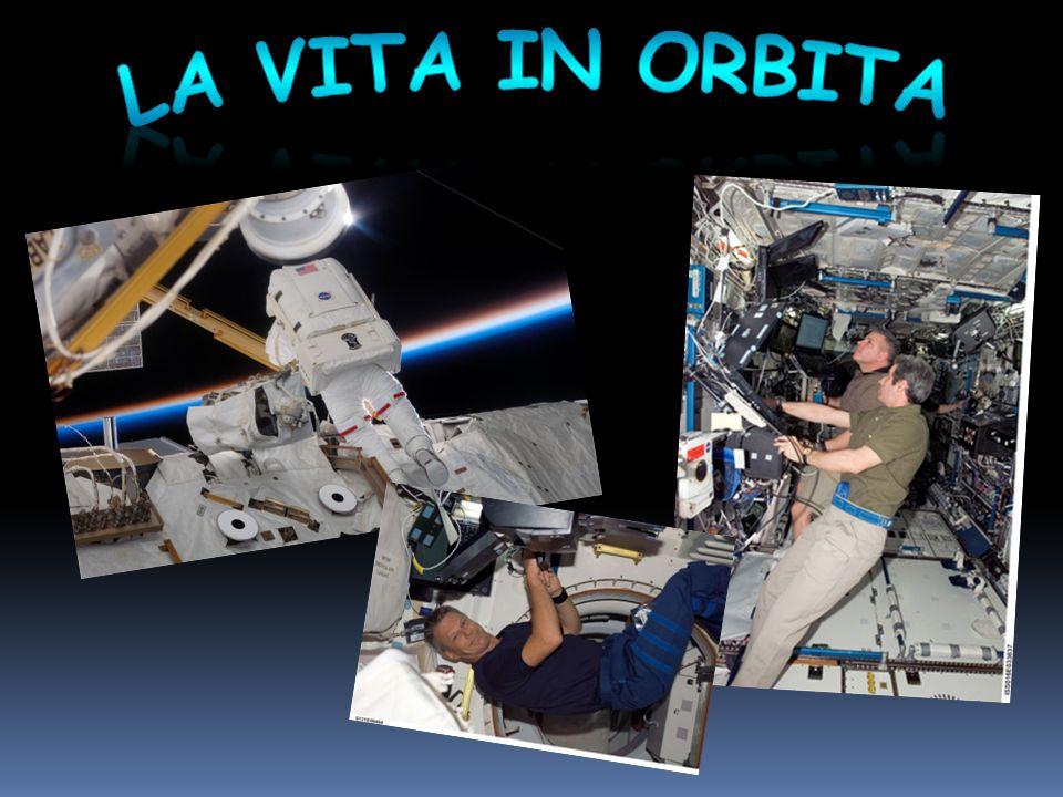 La vita in orbita
