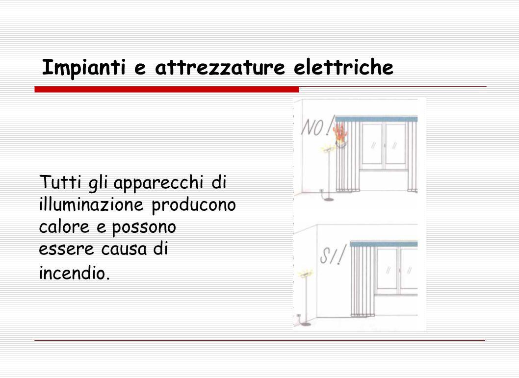 Impianti e attrezzature elettriche