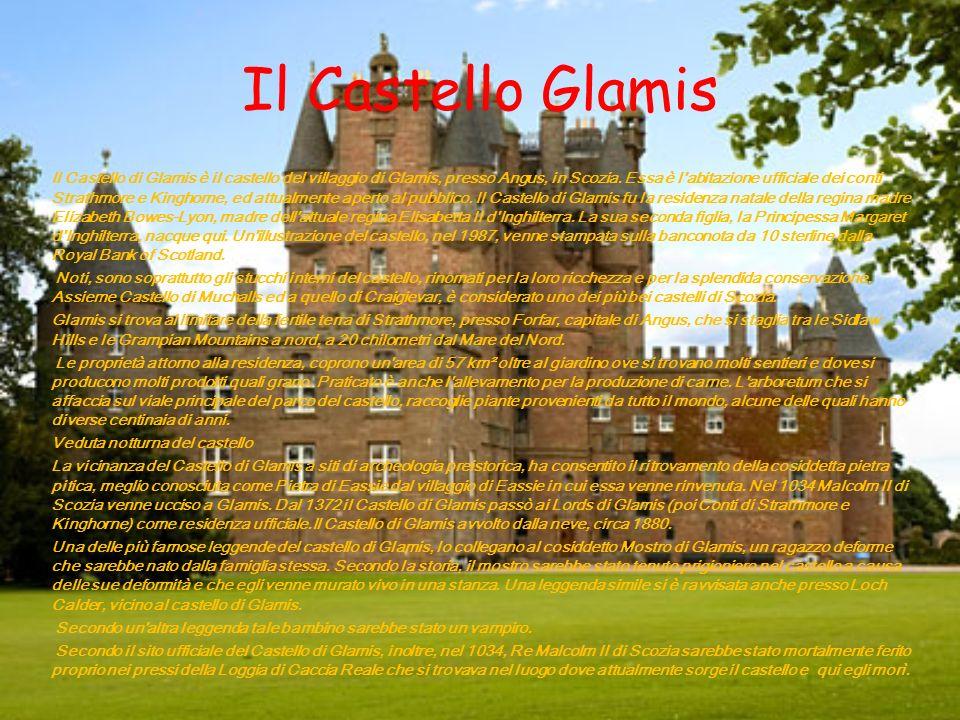 Il Castello Glamis