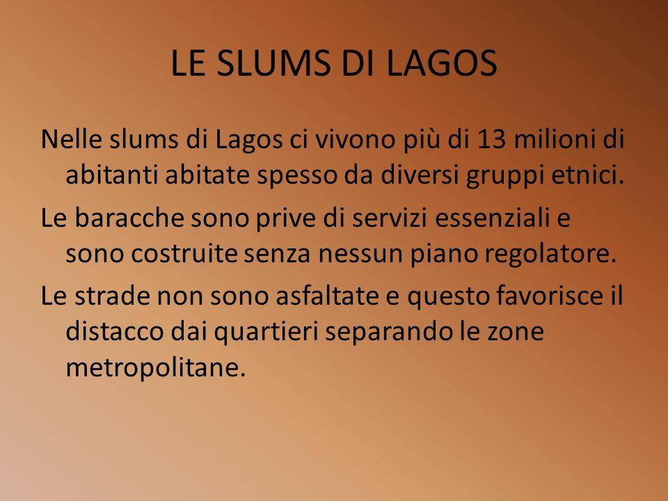 LE SLUMS DI LAGOS