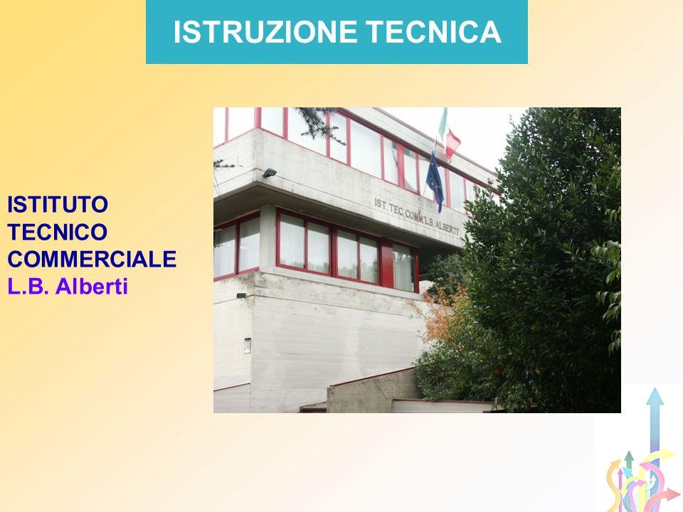 ISTRUZIONE TECNICA ISTITUTO TECNICO COMMERCIALE L.B. Alberti