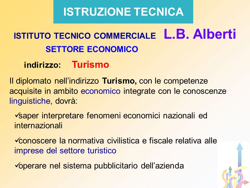 ISTITUTO TECNICO COMMERCIALE L.B. Alberti