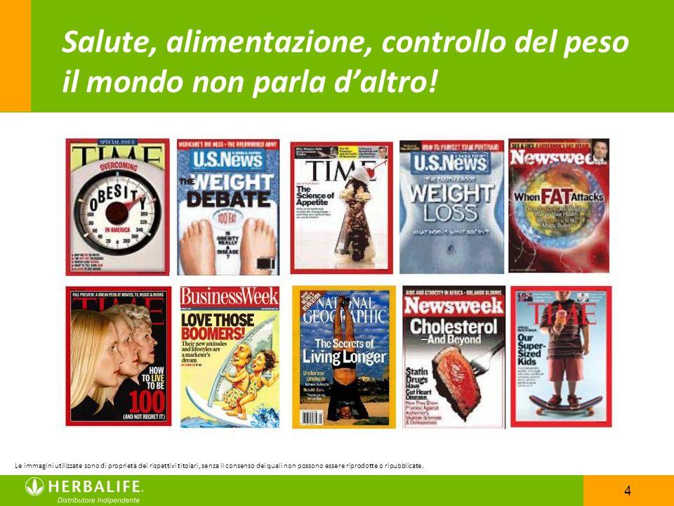 Salute, alimentazione, controllo del peso il mondo non parla d'altro!