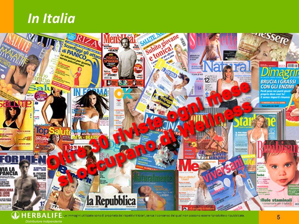 In Italia Le immagini utilizzate sono di proprietà dei rispettivi titolari, senza il consenso dei quali non possono essere riprodotte o ripubblicate.