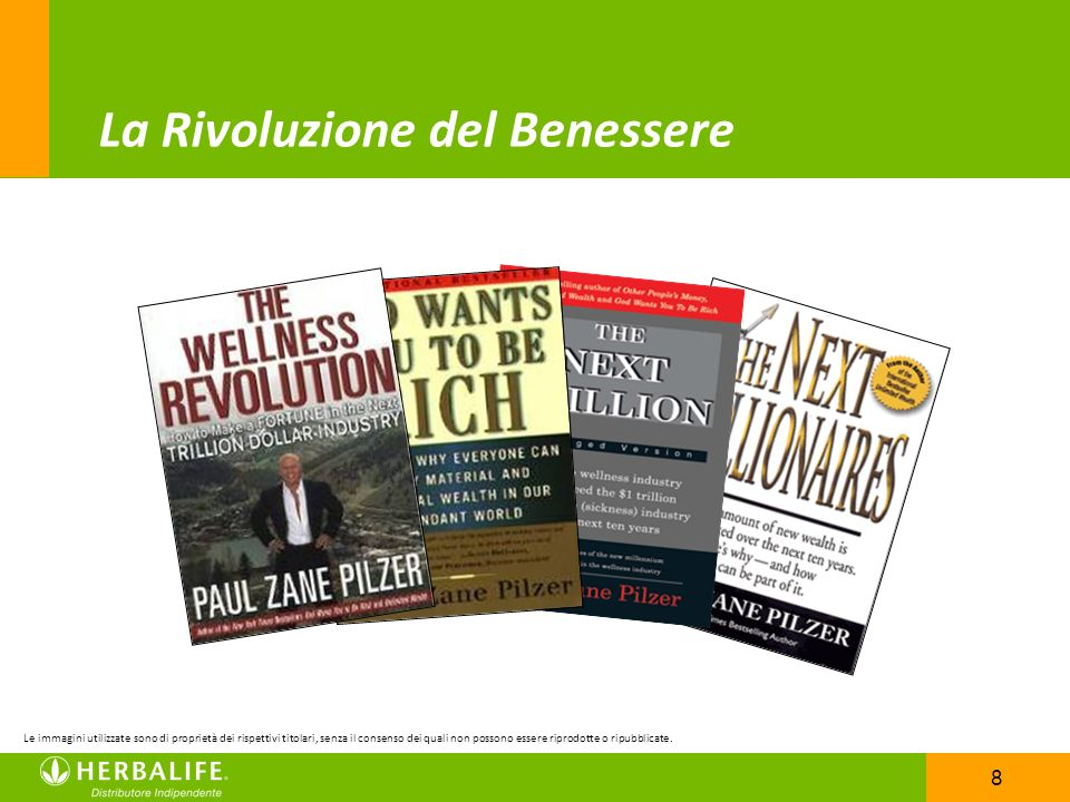 La Rivoluzione del Benessere