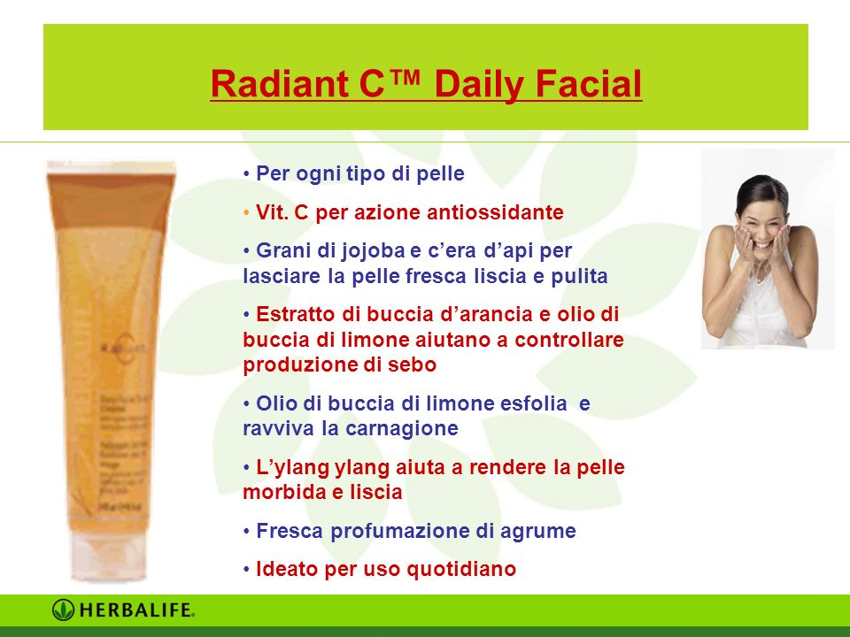 Radiant C™ Daily Facial