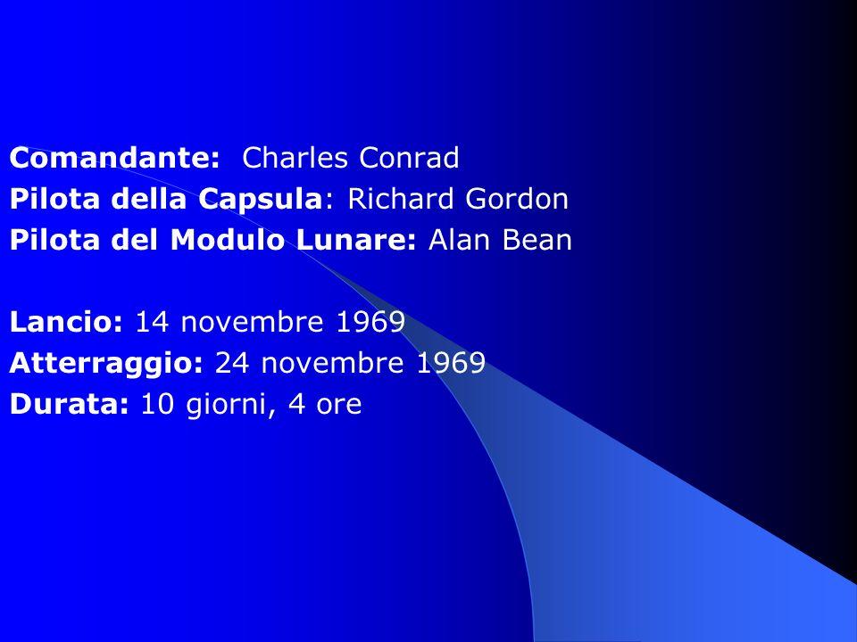 Comandante: Charles Conrad
