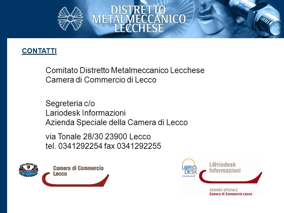 via Tonale 28/30 23900 Lecco tel. 0341292254 fax 0341292255