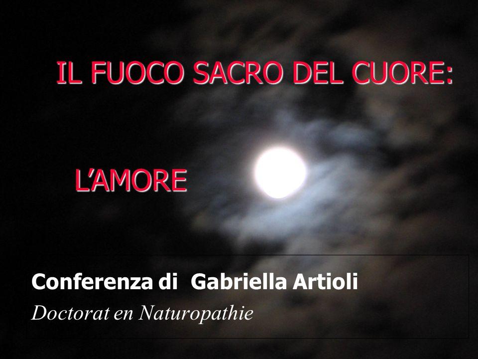 Conferenza di Gabriella Artioli Doctorat en Naturopathie