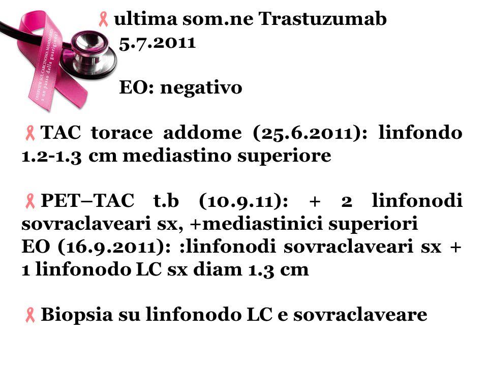 ultima som.ne Trastuzumab 5.7.2011
