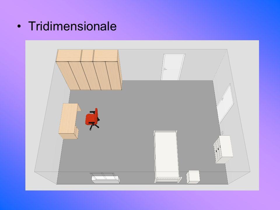 Tridimensionale