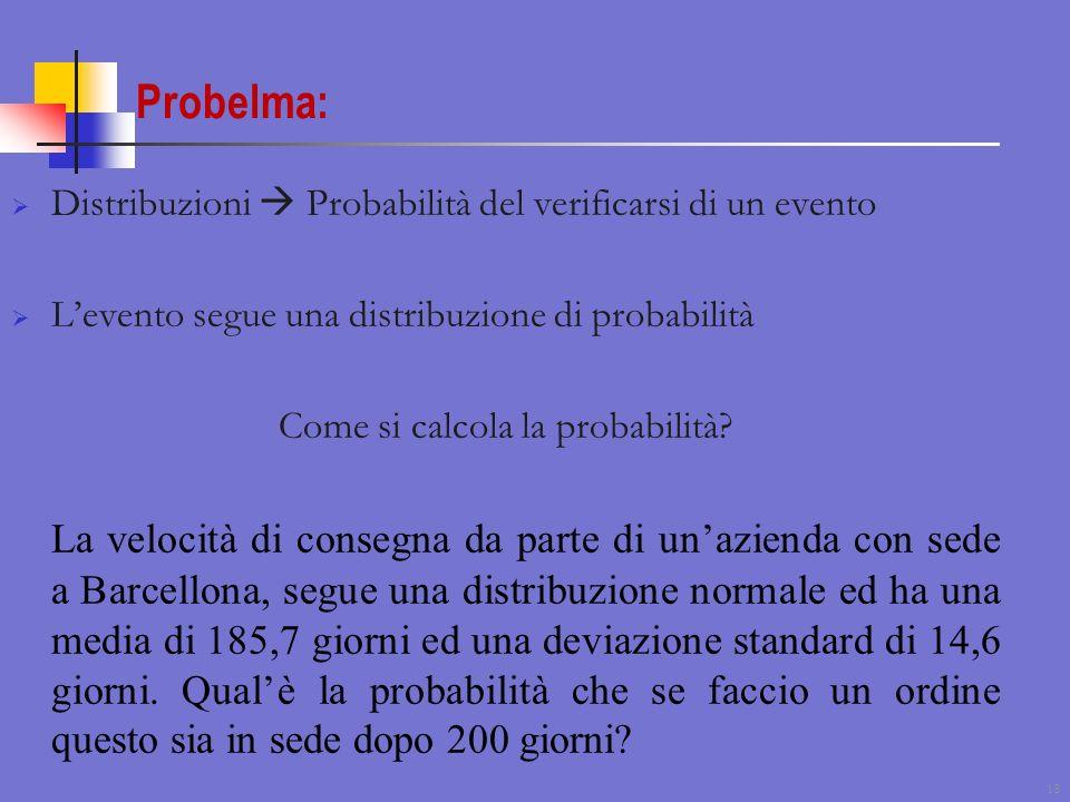 Come si calcola la probabilità