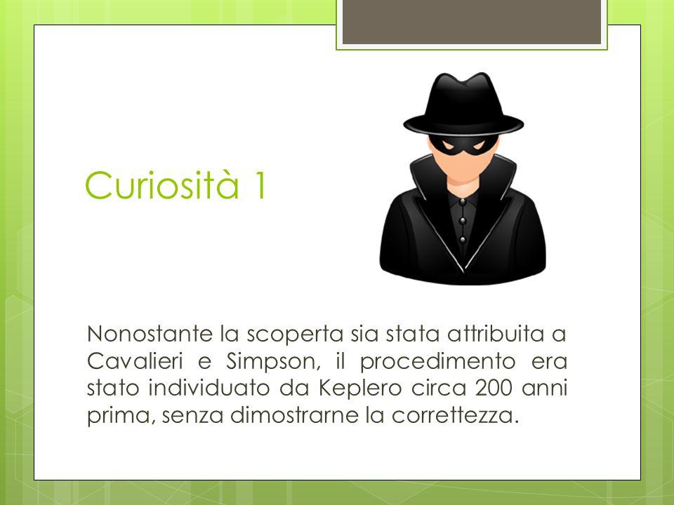 Curiosità 1