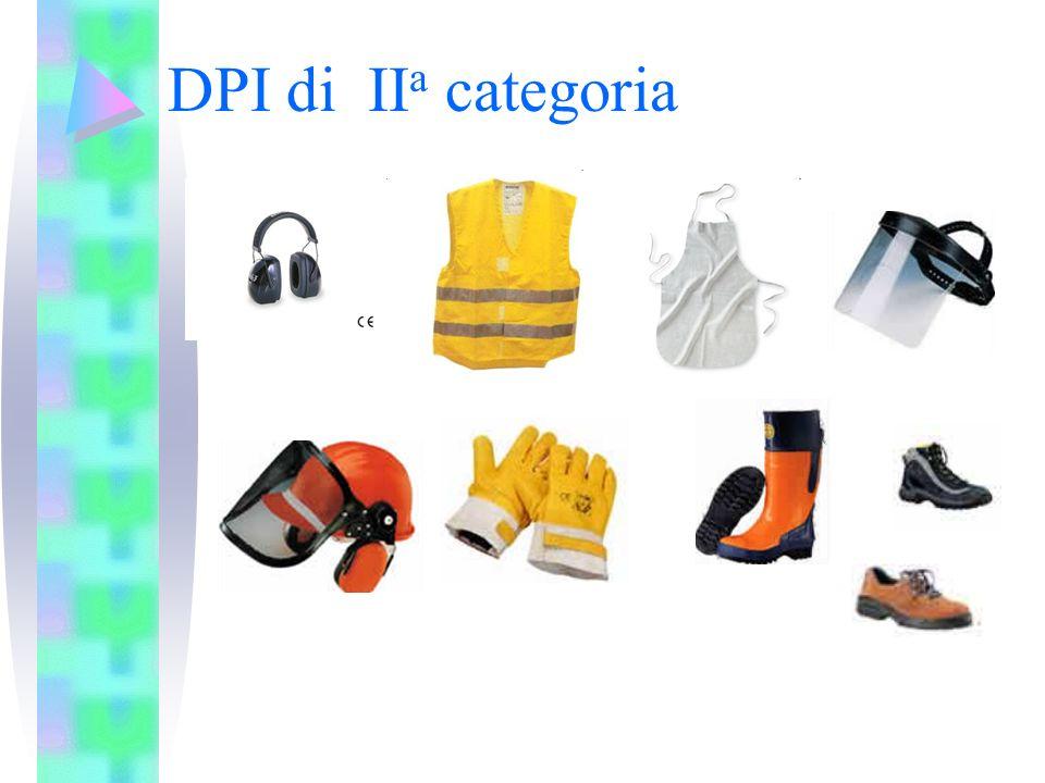 DPI di IIa categoria
