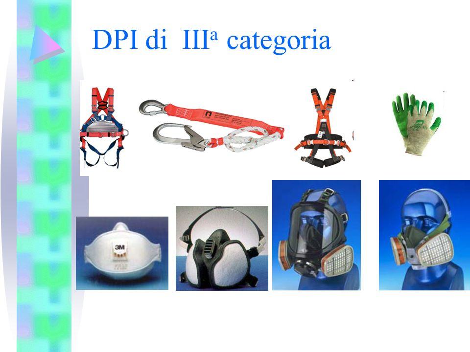 DPI di IIIa categoria