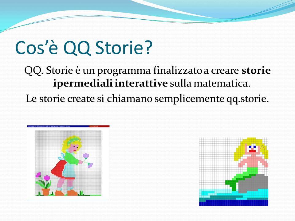 Cos'è QQ Storie