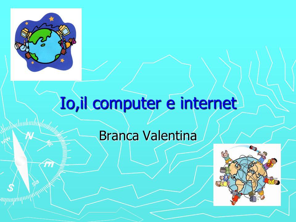 Io,il computer e internet