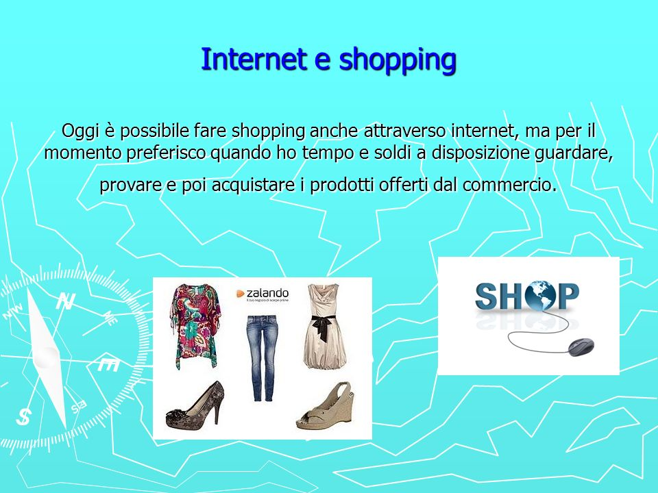 Internet e shopping