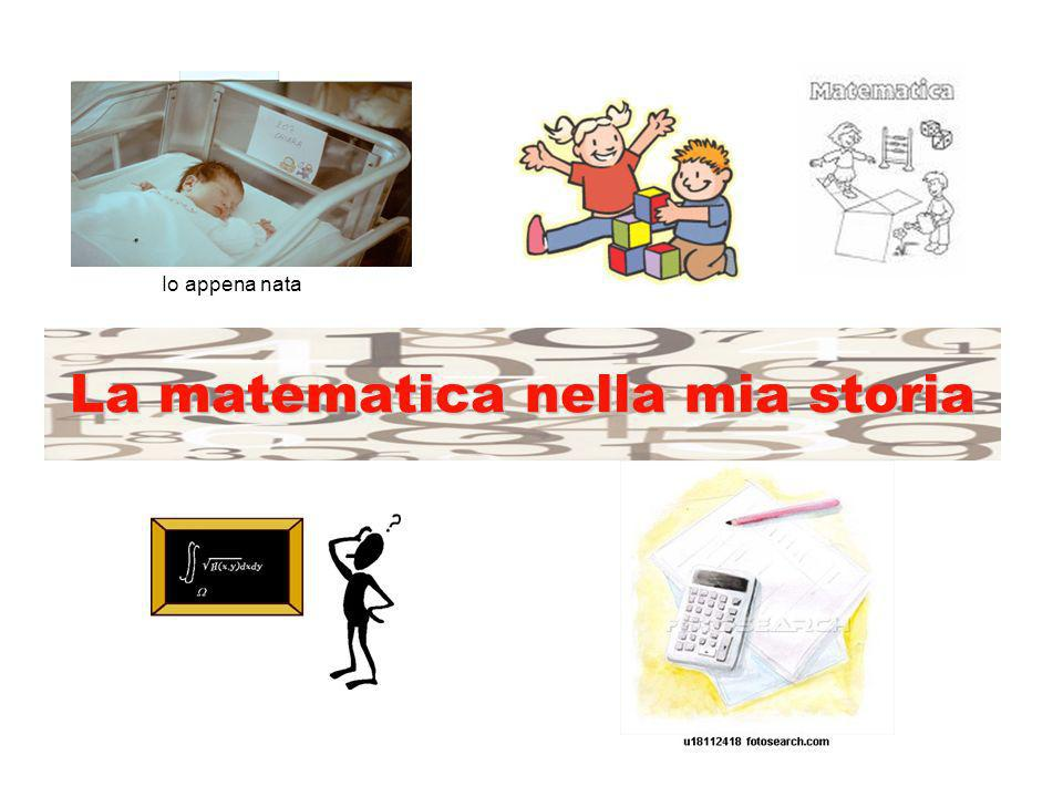 La matematica nella mia storia