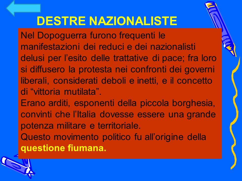 DESTRE NAZIONALISTE