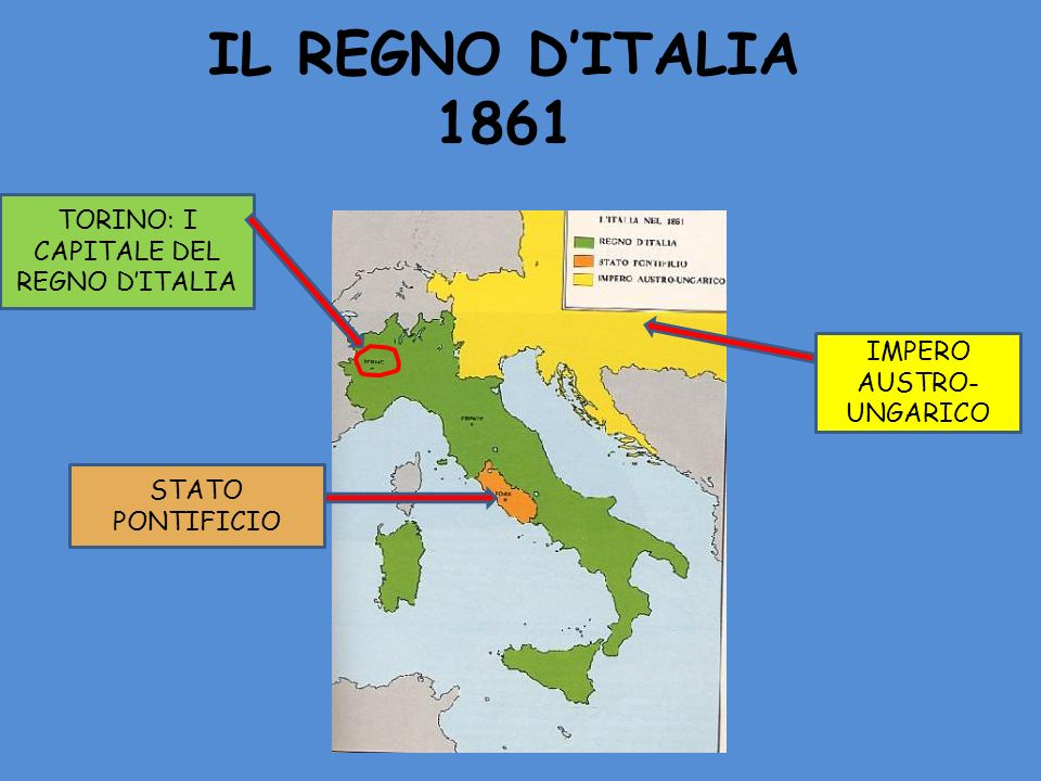 TORINO: I CAPITALE DEL REGNO D'ITALIA