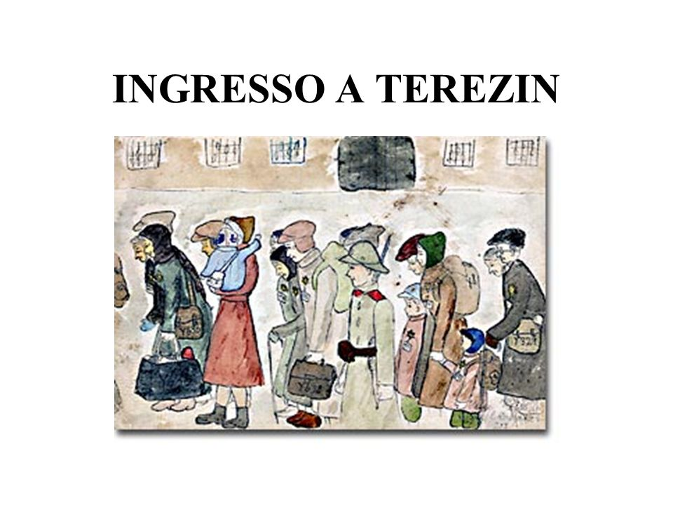 INGRESSO A TEREZIN
