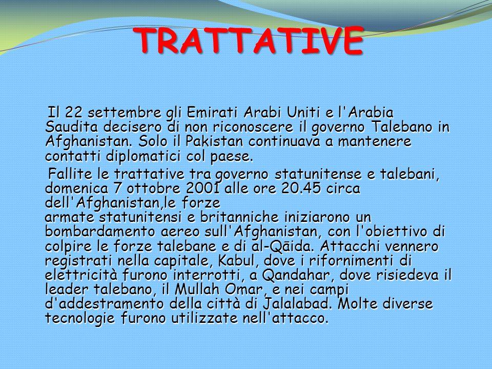 TRATTATIVE