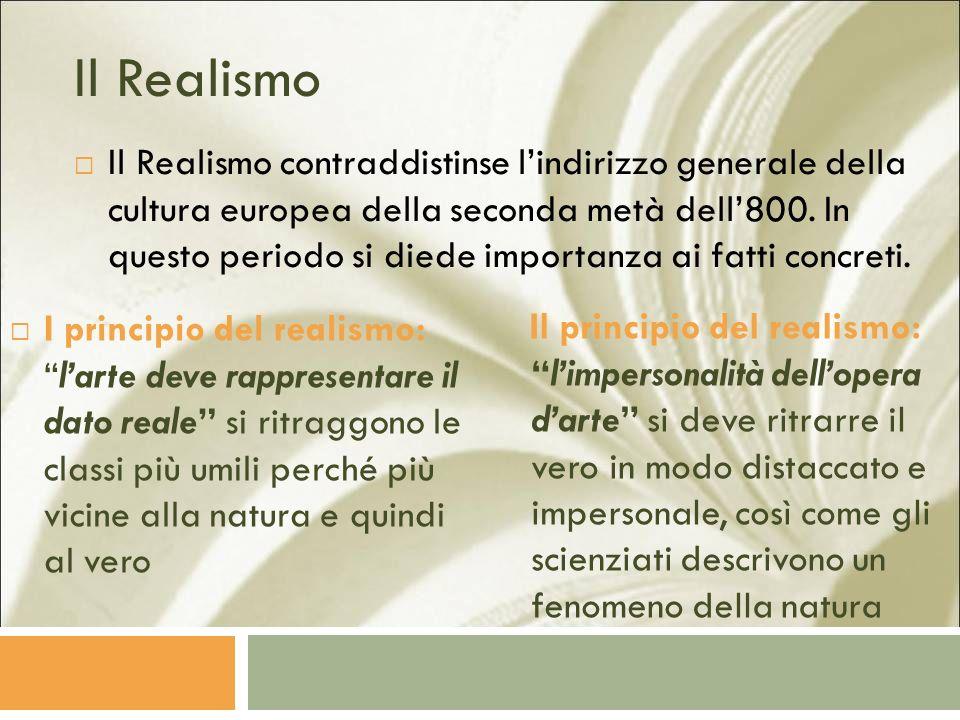 Il Realismo