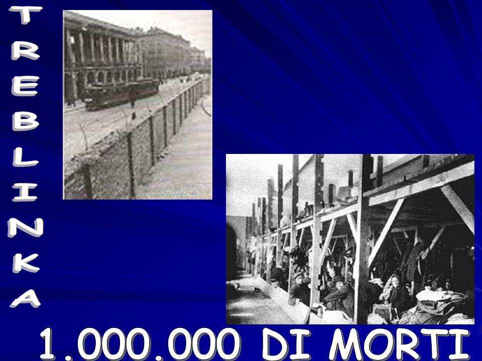 TREBLINKA 1.000.000 DI MORTI
