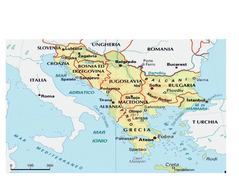 Cartina Fisica Mediterraneo Orientale.Carta Fisica Ppt Video Online Scaricare