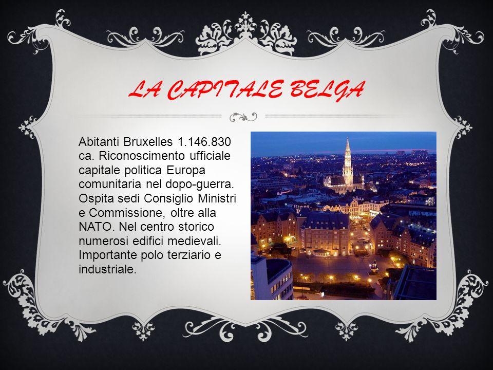LA CAPITALE BELGA