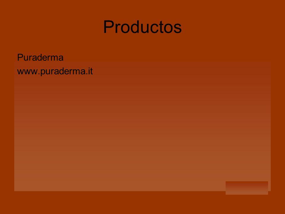 Productos Puraderma www.puraderma.it