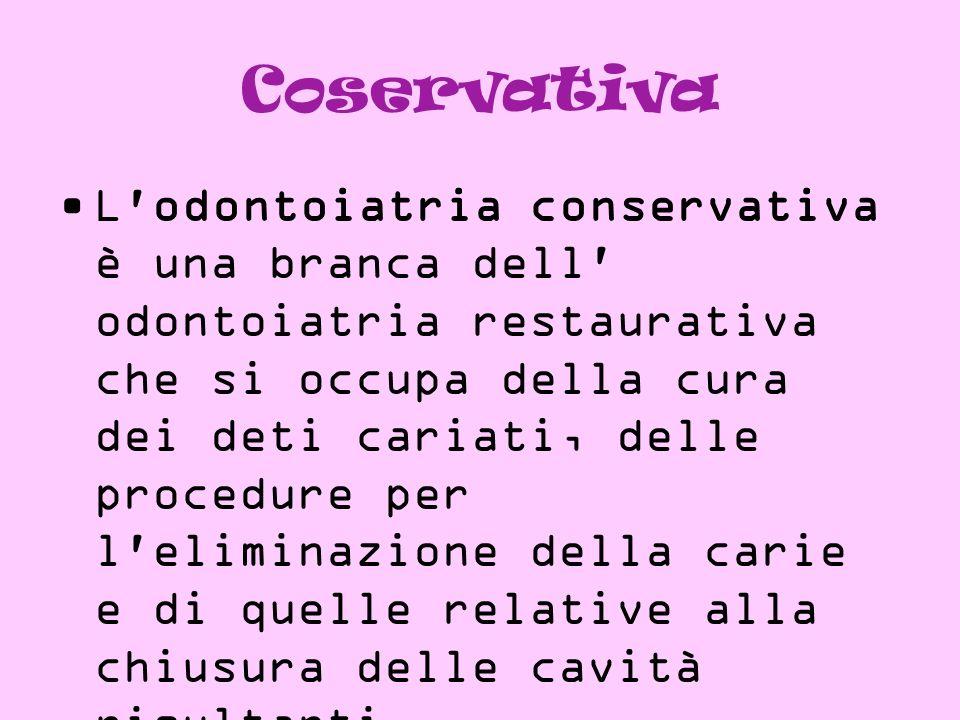 Coservativa
