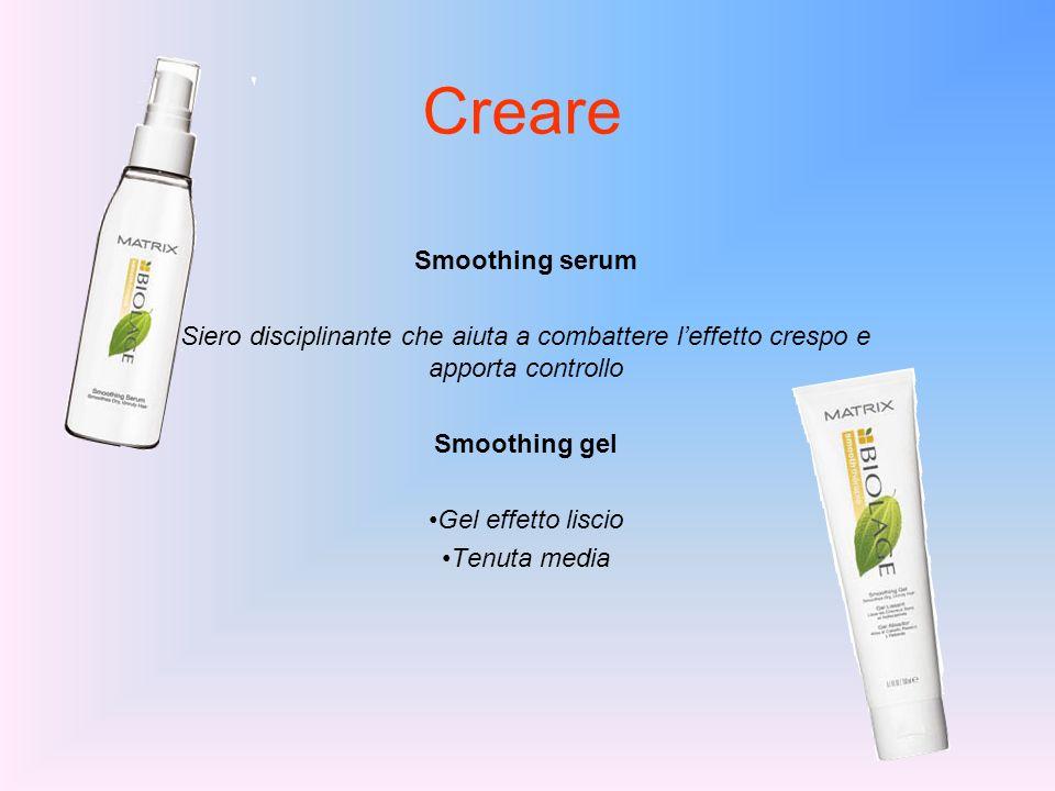 Creare Smoothing serum