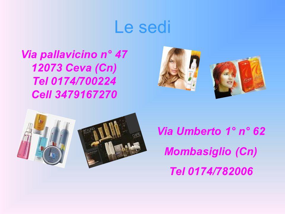 Le sedi Via pallavicino n° 47 12073 Ceva (Cn) Tel 0174/700224
