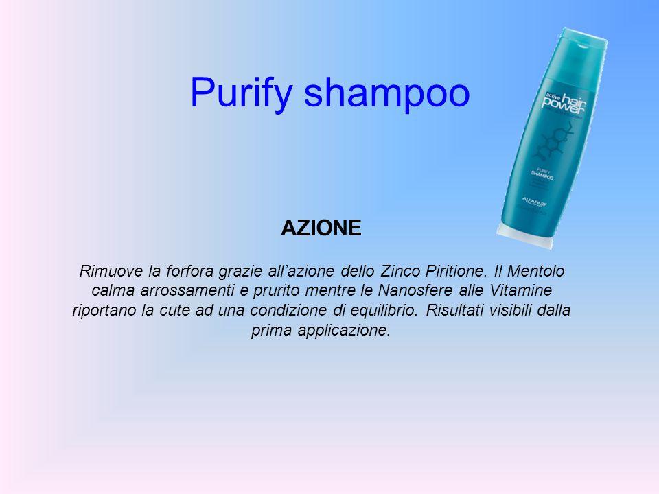 Purify shampoo AZIONE.