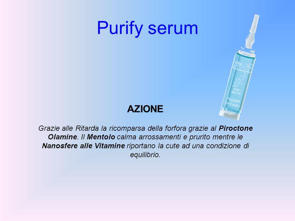 Purify serum AZIONE.