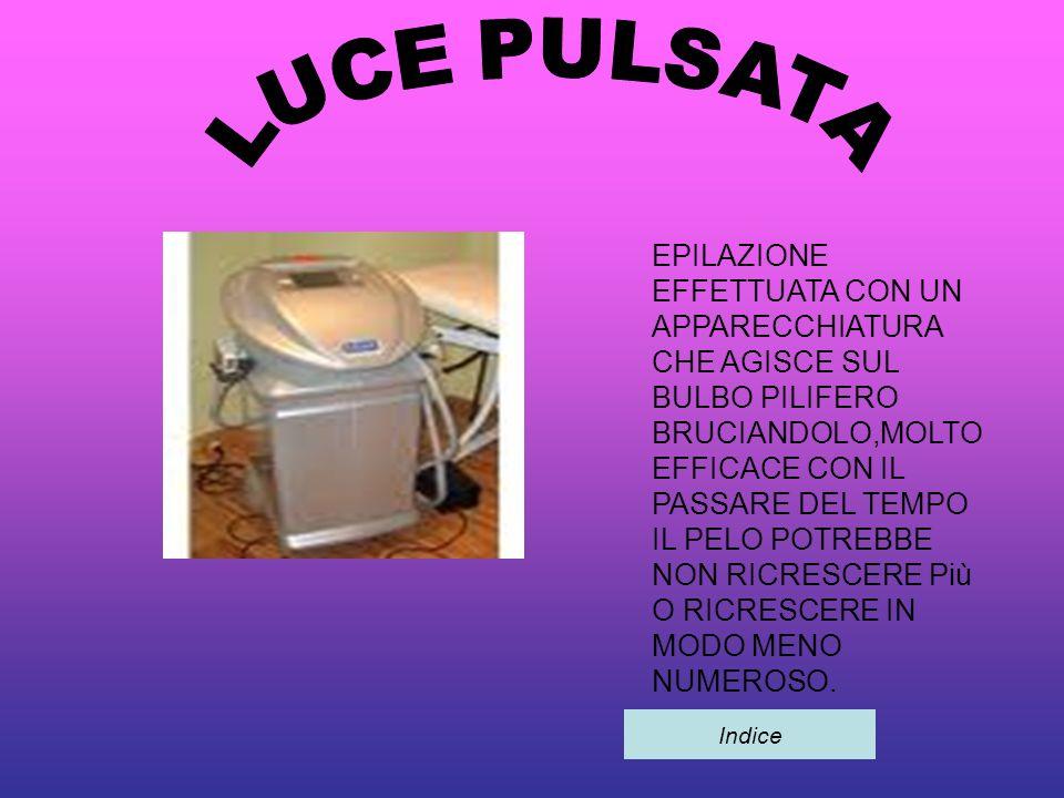 LUCE PULSATA