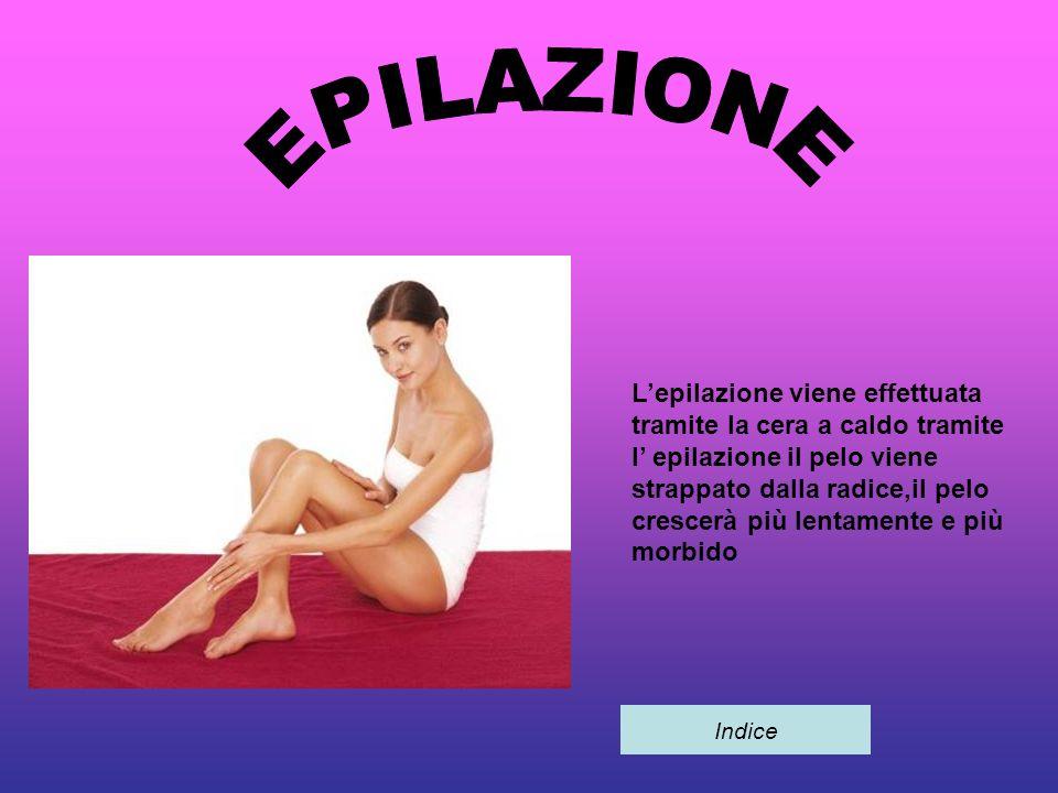 EPILAZIONE