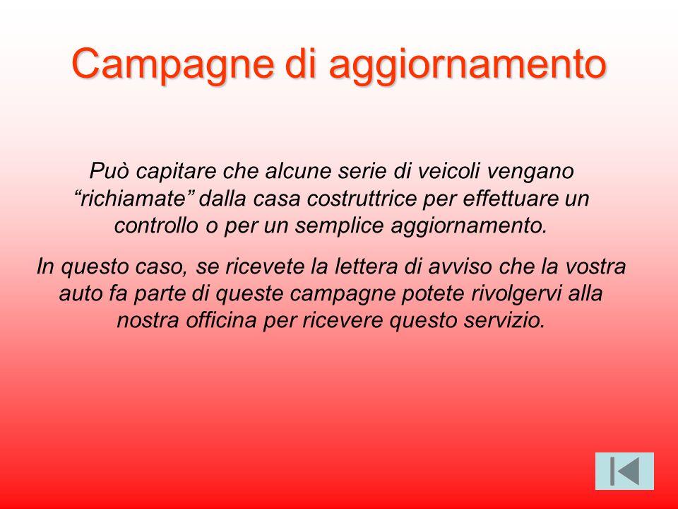 Campagne di aggiornamento