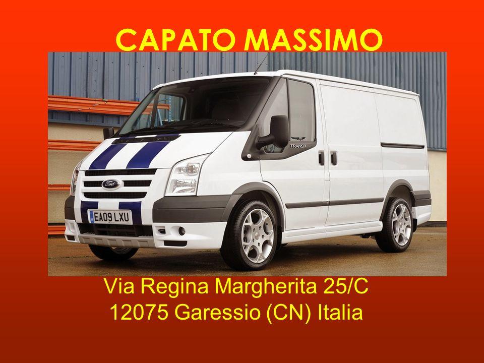 Via Regina Margherita 25/C 12075 Garessio (CN) Italia