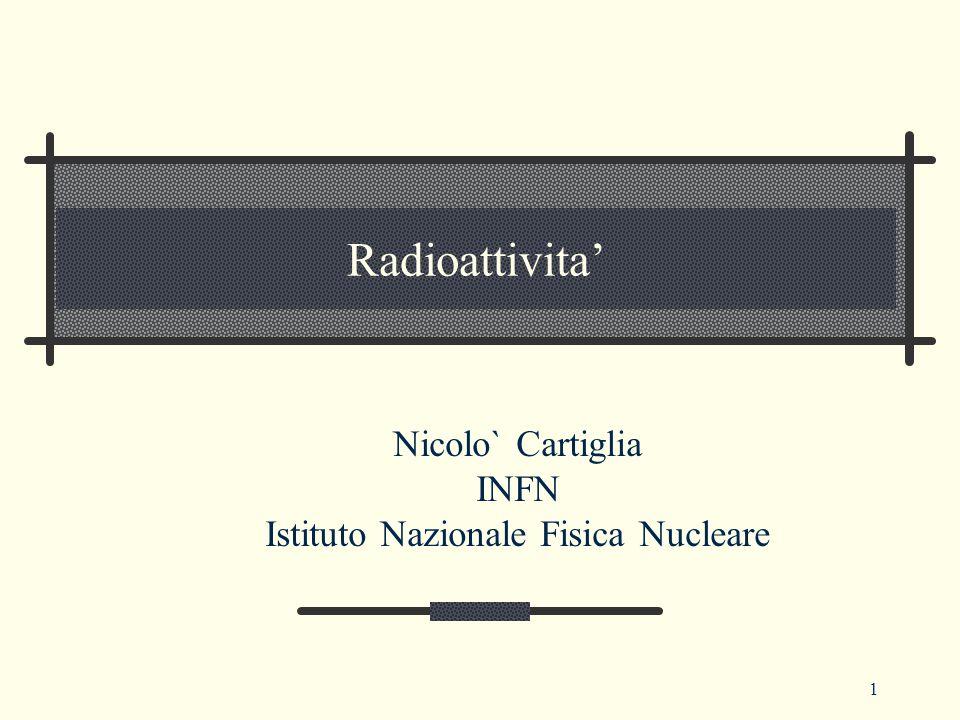 Istituto Nazionale Fisica Nucleare