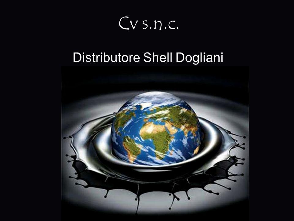 Distributore Shell Dogliani