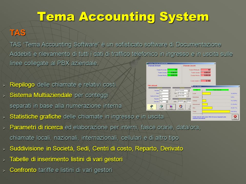 Tema Accounting System